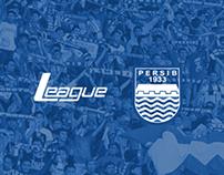 Persib - ISL 13/14 Champions Apparel Design Concepts