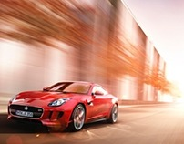 Jaguar F-Type R Coupe | Burrows - CGI - Making of