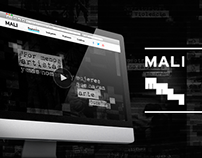 Mali / Perder la Forma Humana - Website y Video