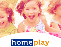 Homeplay - Redesign