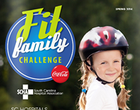 2014 Fit Family Challenge