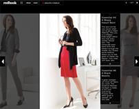 Redbook and Harper's Bazaar - Web/Banner Comps