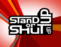 """Starz Comedy: """"STAND UP OR SHUT UP"""" OPEN"""