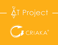 ΔT Project - EXPERIMENT (Criaka Branding)