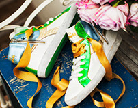 DIADORA Heritage S/S 2014 featured in KATY PERRY video