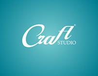 Craft Studio Logotype design