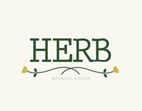 Herb   Botanical Kitchen