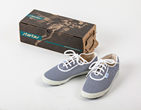 Startas Shoes - New Look & Packaging