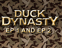 DUCK DYNASTY PRESS RELEASE