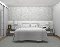 3D - Quartos/Rooms