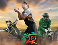 ICC T20 Worldcup 2014 (Creative Campaign)