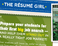 The Resume Girl