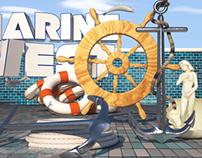 Marine West online promo intro
