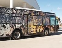 Shocker's Forever Bus Wrap