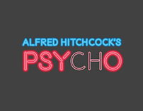 Psycho Title Sequence