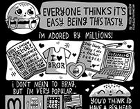 Burger Comic for The Strumpet