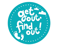 Get Out, Find Out! Branding