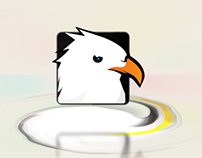Twirl Logo Reveal
