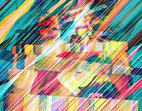 MusicInspired - Augmented Reality Art on metallic paper
