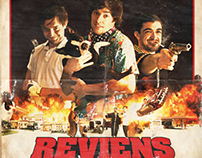 Reviens - Album Artworks & Breakdown