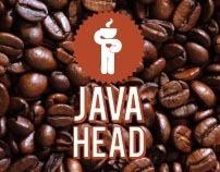 Javahead Coffee Roasters Design