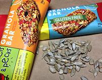 Bushels & Pecks Granola Bar