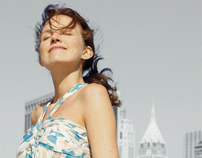 Clarks Retail Campaign - Spring 2008