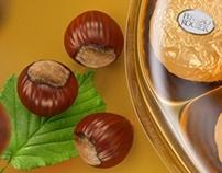 CGI Ferrero Rocher HeartBox