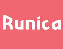 Runica - Free Typeface