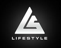Lifestyle Music:  Identity + MySpace  + Web Design