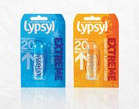 Lypsyl – packaging
