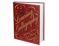 Book Redesign: Learning Calligraphy