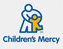 Children's Mercy Website Redesign
