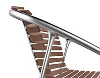 Curvo Chair
