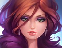 Portrait/Illustration