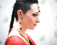 Sarah & Ram/Hindu Ceremony