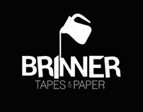 BRINNER   TAPES & PAPER