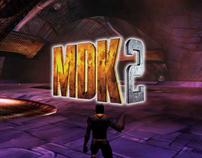 "2001 - ""MDK2"" (DC/PC/PS2)"