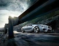 BMW M6 Gran Coupé   Campaign & Catalogue