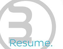 My Resume 2014
