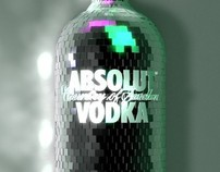 Absolut Vodka - Projection mapping