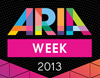ARIA Week / ARIA Masterclass 2013