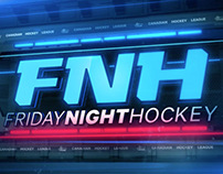 Friday Night Hockey - Intro