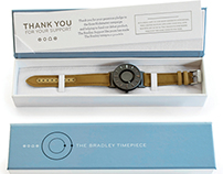 Eone Timepieces Packaging