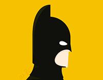 Minimal Batman