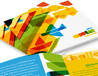 A World In Motion - Event Branding