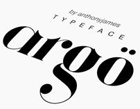 ARGÖ | Font