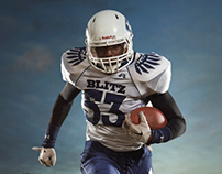 New London Blitz American Football pictures