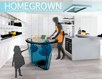 HOMEGROWN: A Sustainable Kitchen System