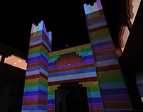 Projection Mapping _ Janadrya _ Riyadh